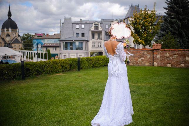 Весільна сукня (рибка) / Свадебное платье (рыбка)