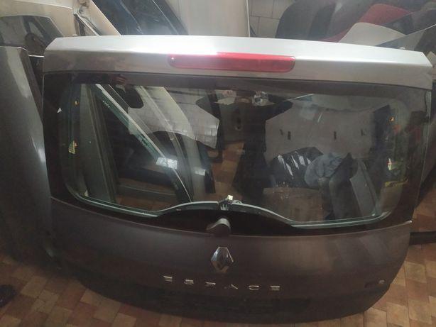 задняя крышка багажника ляда Renault espaice 4