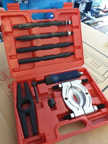 conjunto extrator separador de rolamento hidráulico