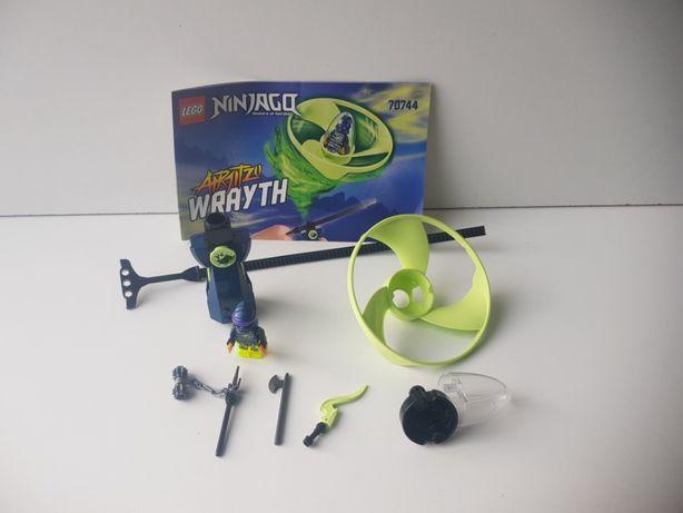 Lego Ninjago 70744 Latająca kapsuła Wraytha