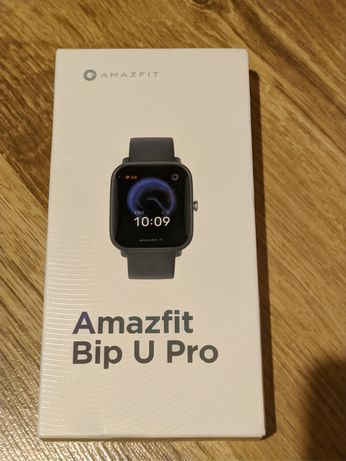 """Смарт часы Xiaomi Huami Amazfit Bip U Pro Новая версия 1,43"""""""