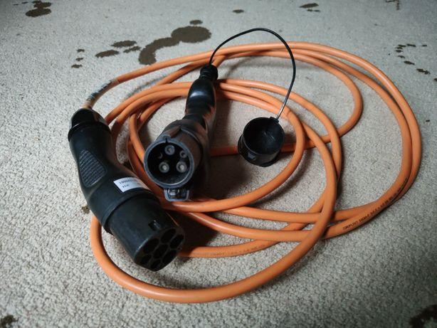 Przewód, kabel do ładowania Phev typ 2