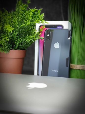 IPhone X 10 64 256 space gray Neverlock Original Гарантия до 12 мес