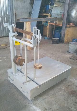 Весы складские платформенные 1000 кг 1 т