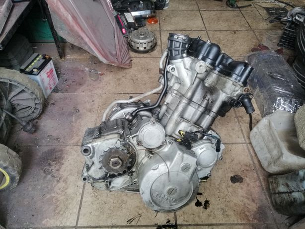 Bmw gs f 650 f650gs rotax silnik części głowica wal aprilia pegaso