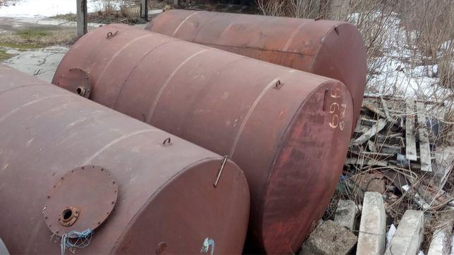 Проадм Емкость бочка резервуар  25 м3 50 м3 75 м3