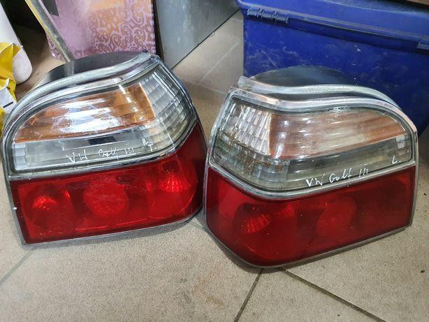 Volkswagen Golf III komplet lamp