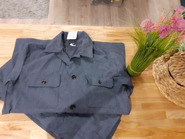 Nowe ubranie robocze letnie