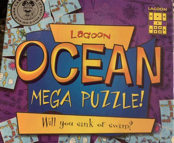 Lagoon Ocean Mega Puzzle