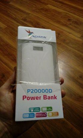 Powerbank ADATA P20000D 20000mAh