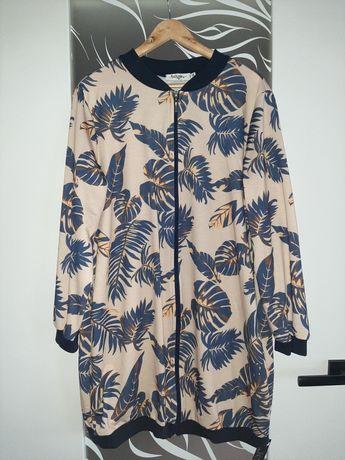 Dresowa bluza tunika sukienka rozm. XL 48/50/52