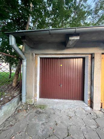 Garaż murowany, Retkinia, ul. Wileńska