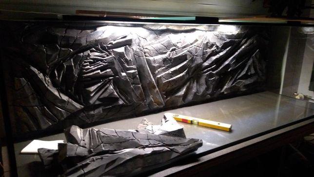 Tło do akwarium 60x30