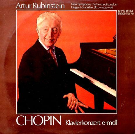 Artur Rubinstein CHOPIN -klavierkonzert e-moll op.11