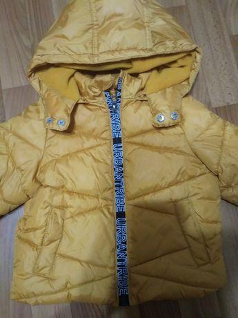 Курточка осінь для хлопчика