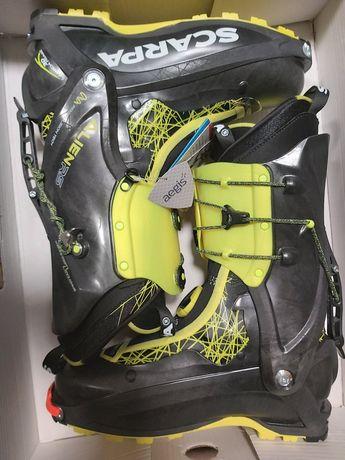 Nowe buty skitourowe Scarpa Alien RS rzm. 27,28,29,31