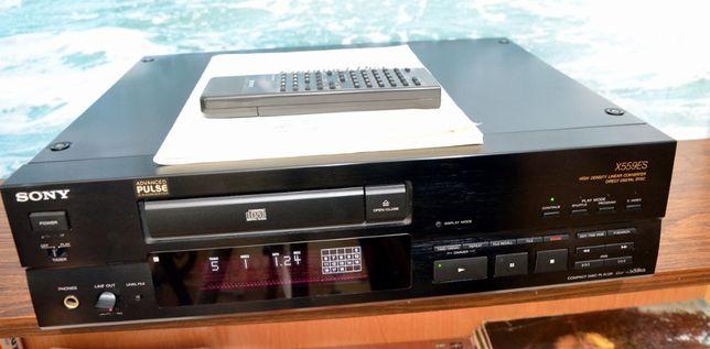CD проигрыватель Sony CDP X 559 ES