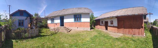 Будинок і земельна ділянка в селі