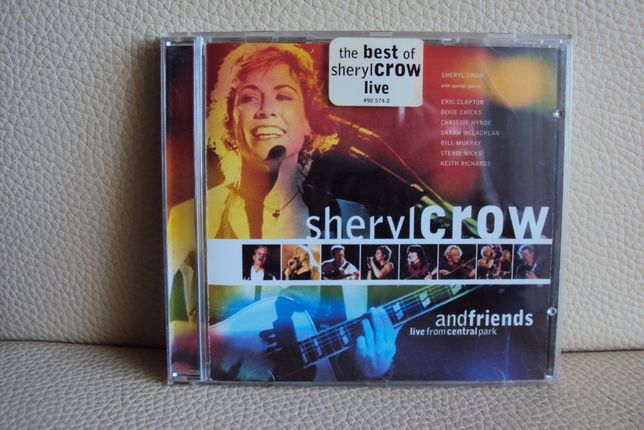 CD 'Sheryl Crow and friends'