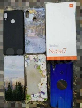 Xiaomi redmi note 7 128 гиг.