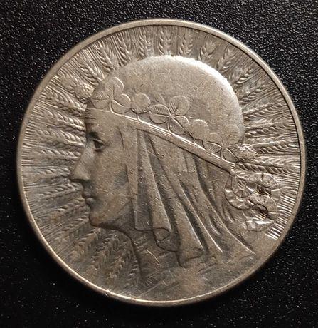 5 злотих 1933 року. Ядвіга
