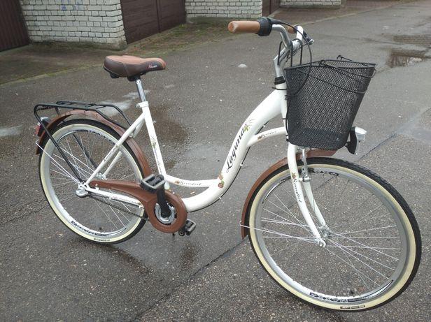 Rower damski miejski koła 26