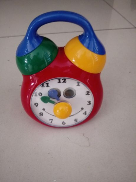 Zabawka zegarek