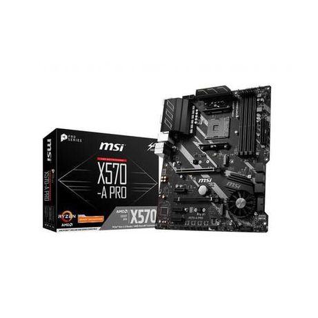 Motherboard MSI X570-A Pro