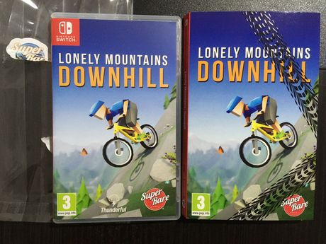 Lonely Mountain Downhill, Nintendo Switch