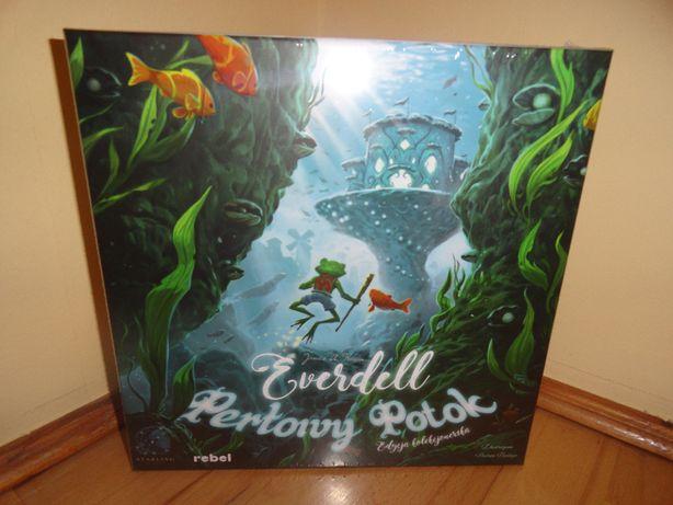 Gra Everdell: Perłowy Potok (Nowa w folii - edycja kolekcjonerska)