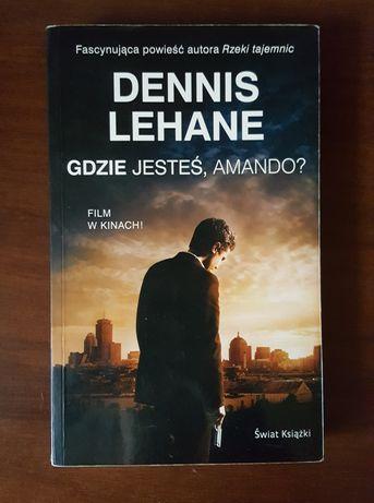 Dennis Lehane książki