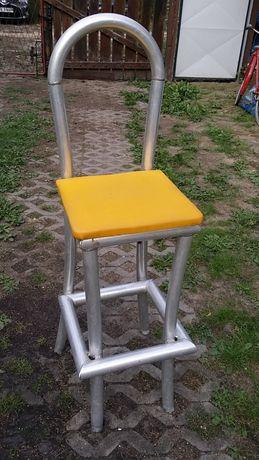 sprzedam krzesło barowe warsztatowe