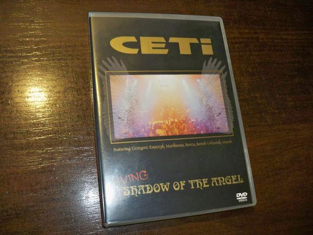 CETI (Grzegorz Kupczyk z Turbo) - Living Shadow of the Angel DVD 2004