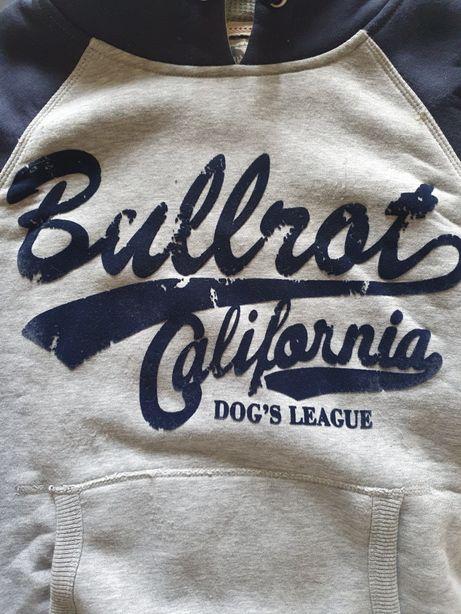 Hoodie Bullrot wear