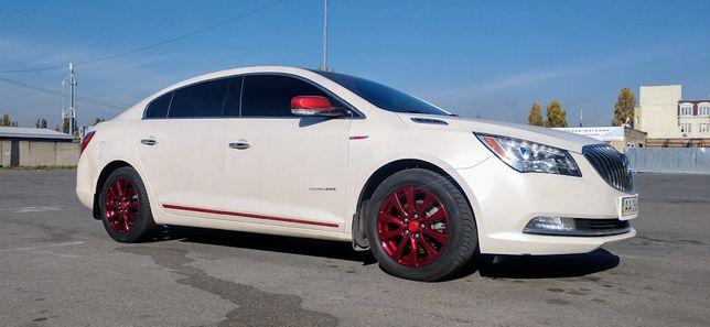 Buick LaCrosse Hybrid LPG