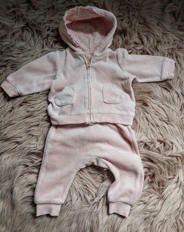 Komplet dresowy niemowlęcy H&M