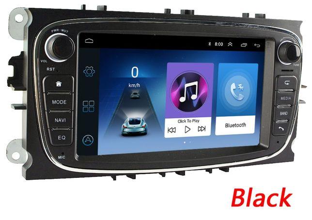 Магнитола Ford Focus Mondeo S-max Kuga Galaxy Магнитофон