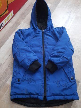 Курточка парка куртка деми George осень