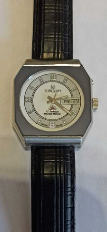 Relógio Ricoh Automatic 21 jewels Shock Proof vintage