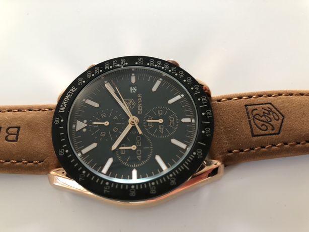 BENYAR Chronograf męski zegarek