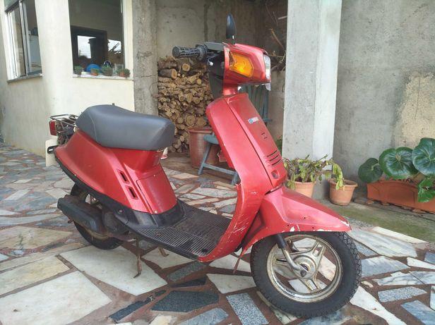 scooter yamaha mint