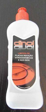 Dinol 250 ml - Placas Indução Vitrocerâmicas e Aço Inox