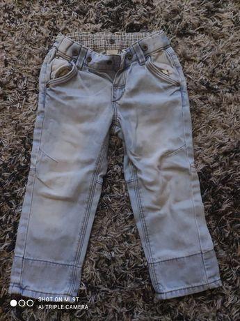 Sprzedam spodnie chłopiece w rozmiarze 86