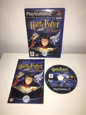 Harry Potter Philosopher's Stone PS2 PlayStation 2 UNIKAT!! Wysyłam!!