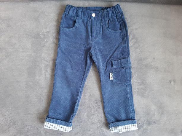 spodnie chłopięce Coccodrillo r. 92