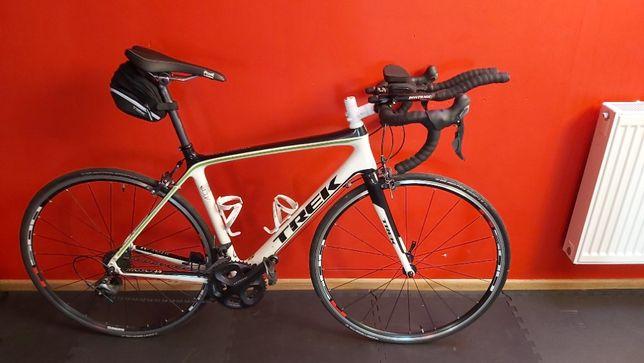 Rower szosowy, triathlonowy Trek Madone 3.5 + dodatkowe koło