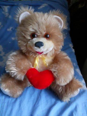 М'які іграшки, игрушки, ведмідь 2 шт., мавпа