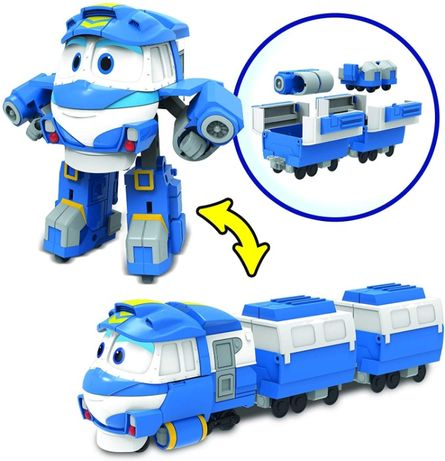 Robot Trains Набор с двумя вагонами