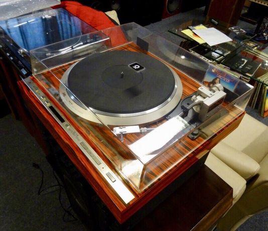 Renowacja Polerowanie Gramofon Pokrywa naprawa prl serwis Unitra