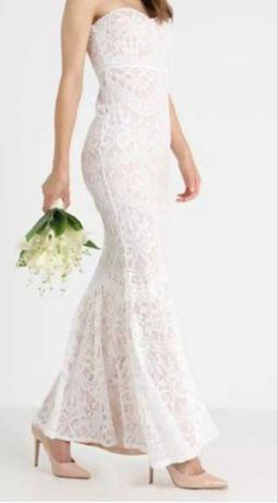 Suknia wieczorowa, ślubna Sista Glam